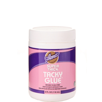 Picture of Aleene's® Super Thick Tacky Glue™ 4 oz. Jar