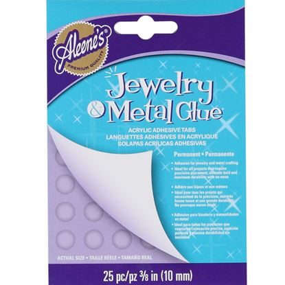 Picture of Aleene's® Jewelry & Metal Glue™ Acrylic Adhesive Tabs