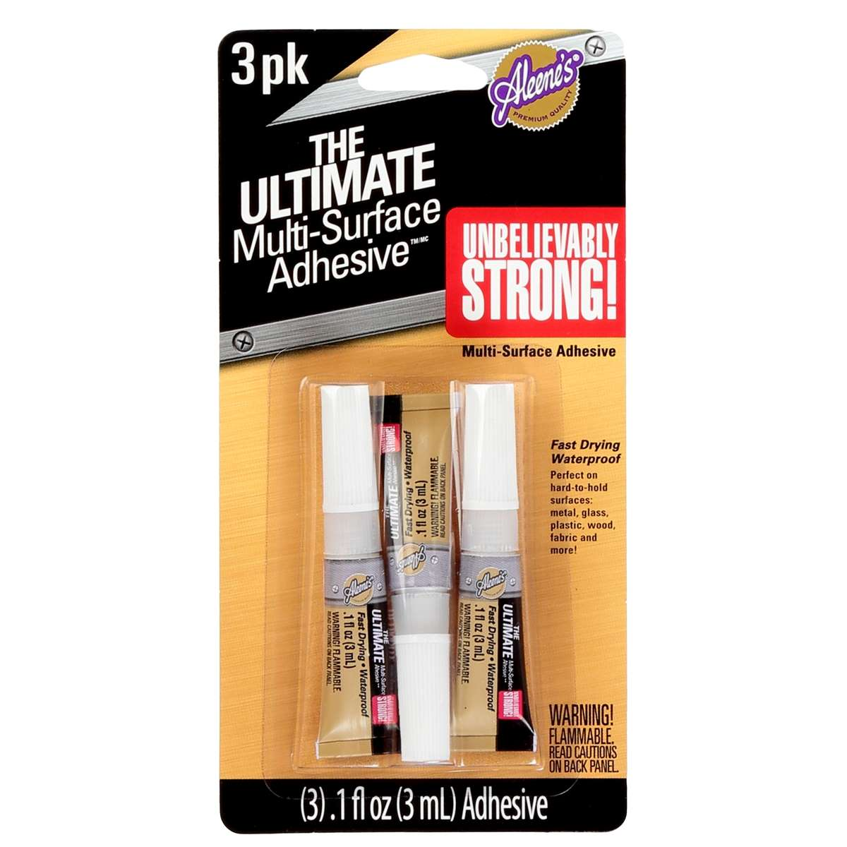 Picture of Aleene's® The Ultimate Multi-Surface Adhesive™ 3 Pack