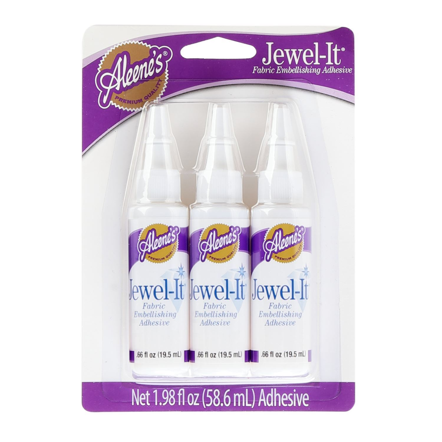 Picture of Aleene's® Jewel-It™ Embellishing Glue 3 Pack