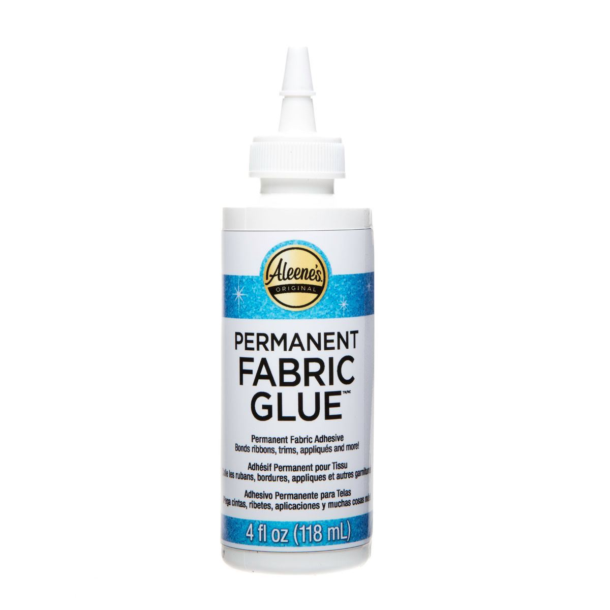 Aleene's® Permanent Fabric Glue