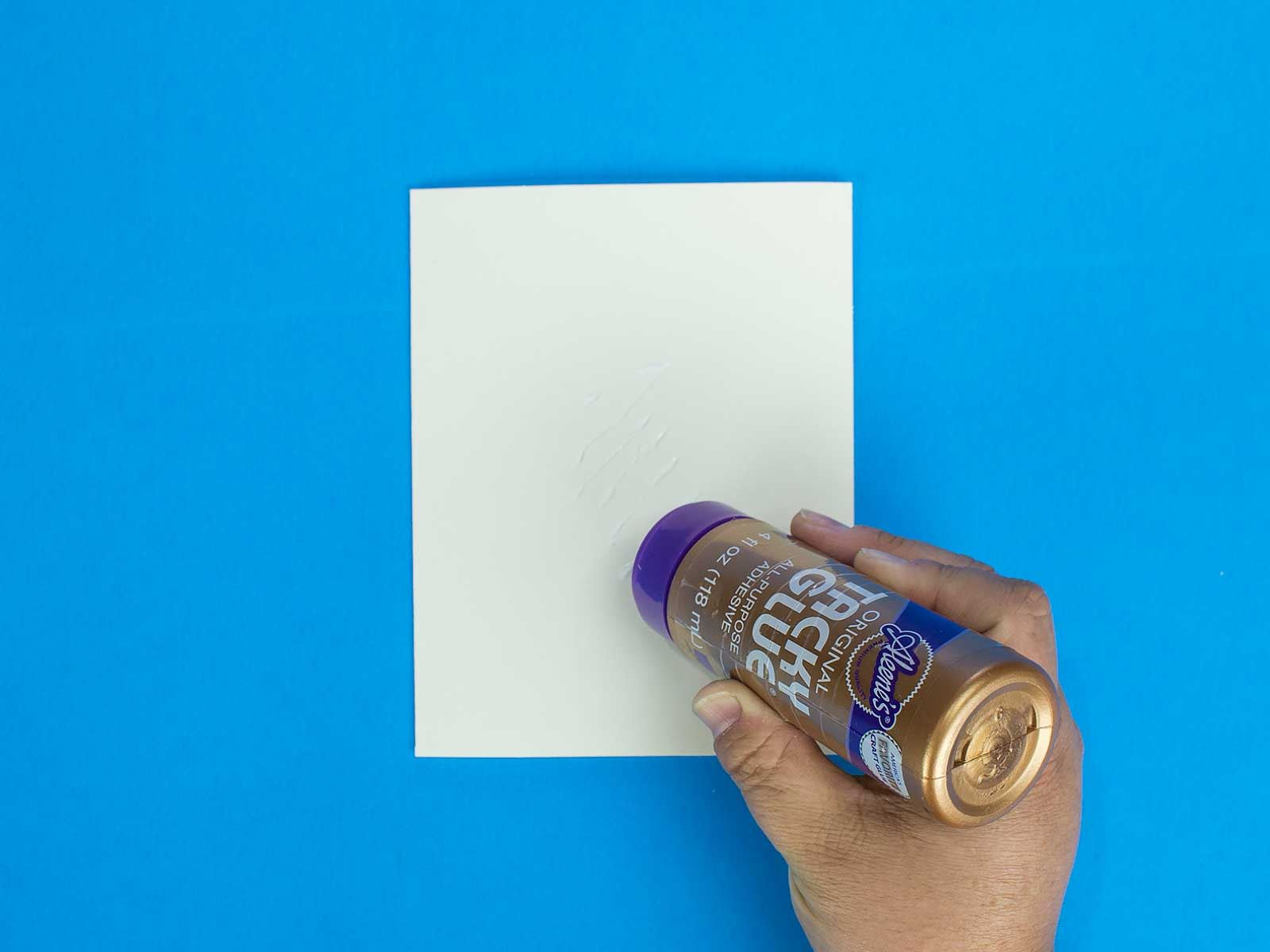 3 Easy DIY Mother's Day Cards Step 2