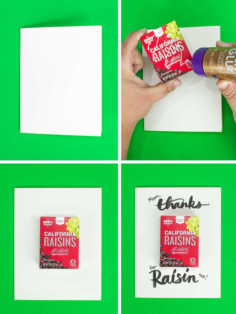 3 Easy DIY Mother's Day Cards Step 5