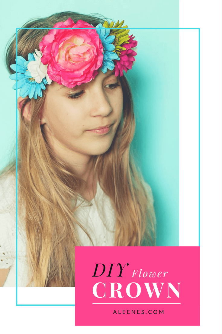 Picture of DIY Floral Crown