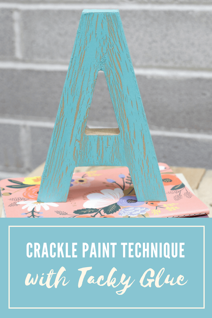 Picture of DIY Crackle Paint