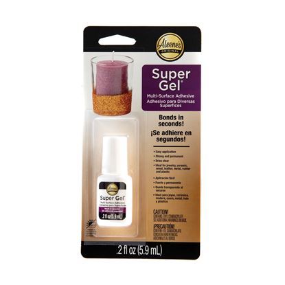 Aleene's® Super Gel Brush-On Adhesive