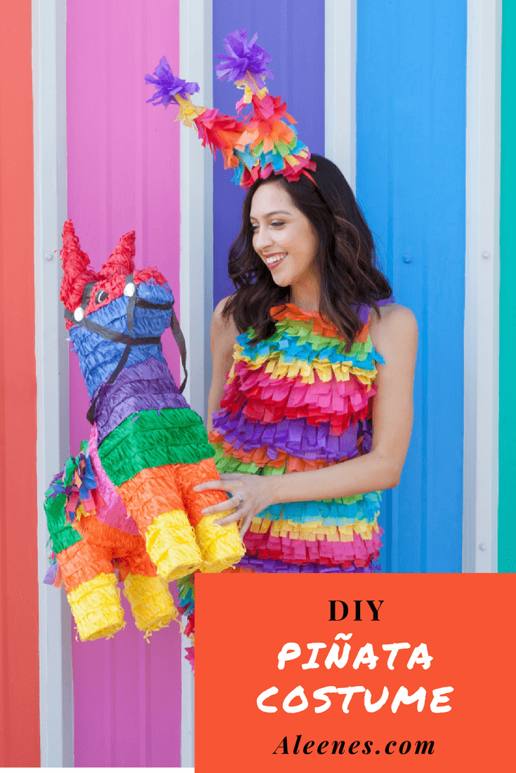 DIY Pinata Costume  sc 1 st  Aleeneu0027s & Aleeneu0027s Glue Products | Craft u0026 DIY Project Adhesives - Products ...