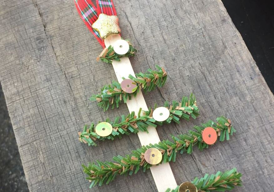 10 Easy Ornament Ideas for the Holidays Step 5
