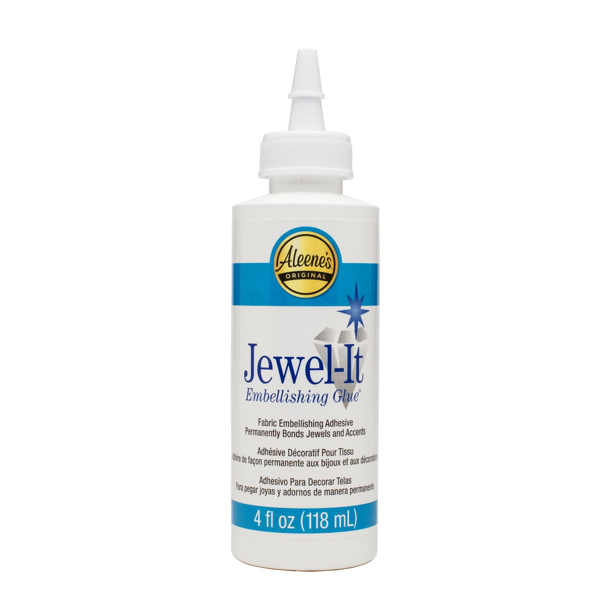 Aleene's® Jewel-It™ Embellishing Glue 4 oz.