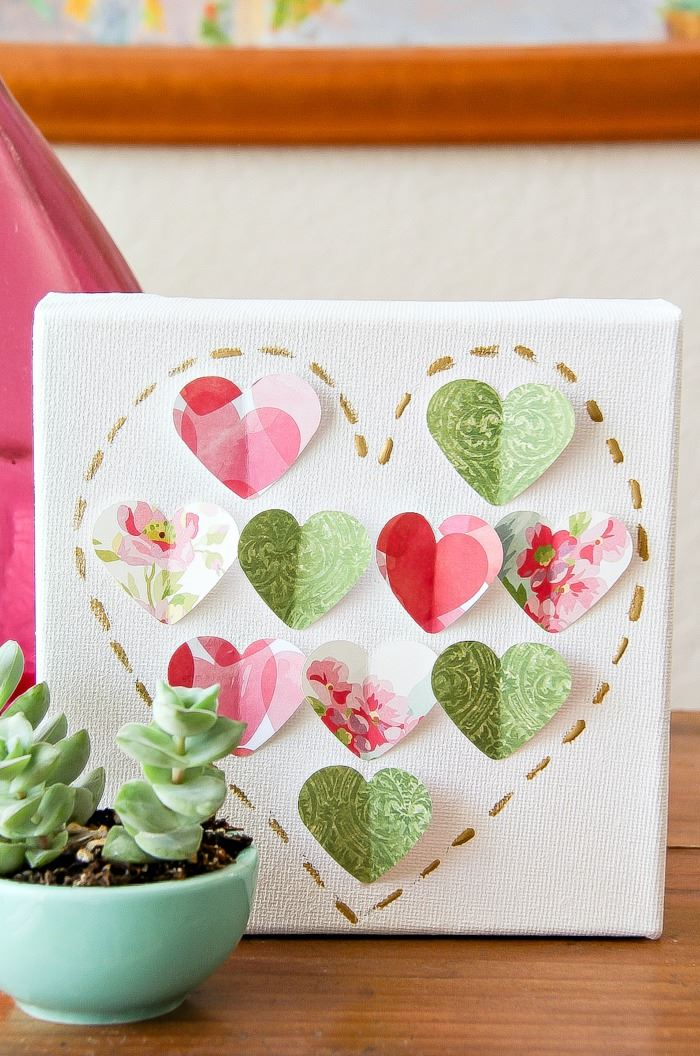 10+ Valentine's Day Crafts Step 7