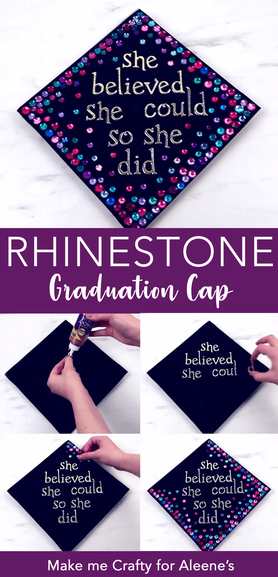 3 Ways to DIY a Graduation Cap Step 8