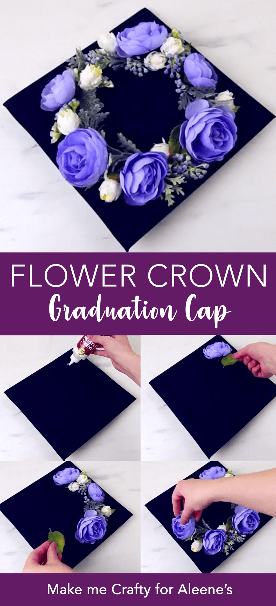 3 Ways to DIY a Graduation Cap Step 10