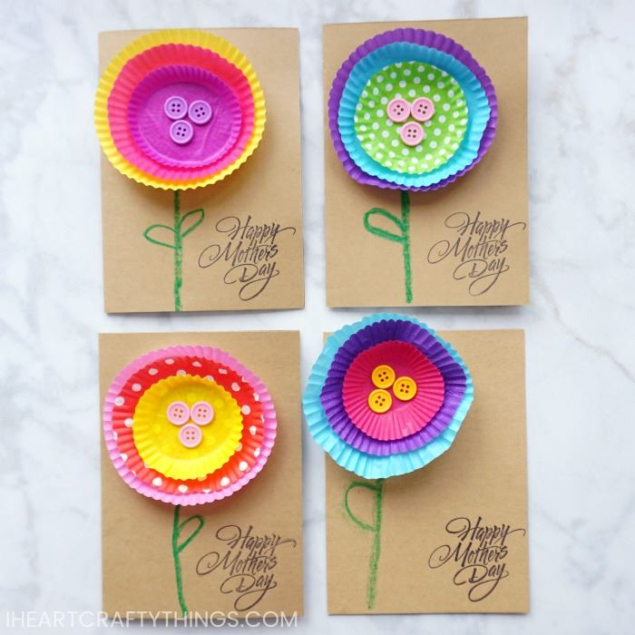 10+ Crafts and Gifts for Mother's Day Step 5
