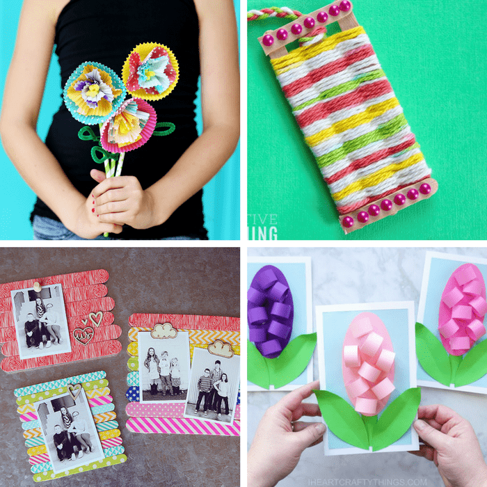 10+ Crafts and Gifts for Mother's Day Step 12