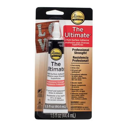 Aleene's® The Ultimate Multi-Surface Adhesive™